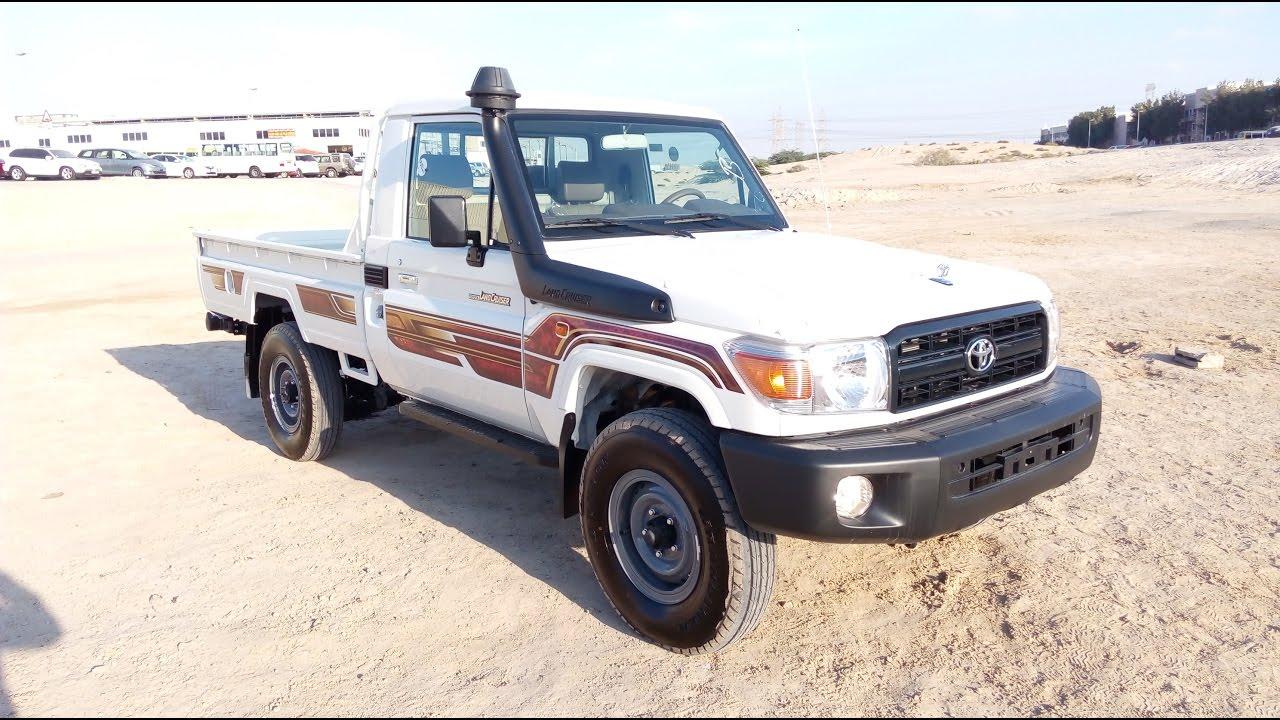 Toyota Land Cruiser Pickup Diesel 2016 In Dubai - YouTube