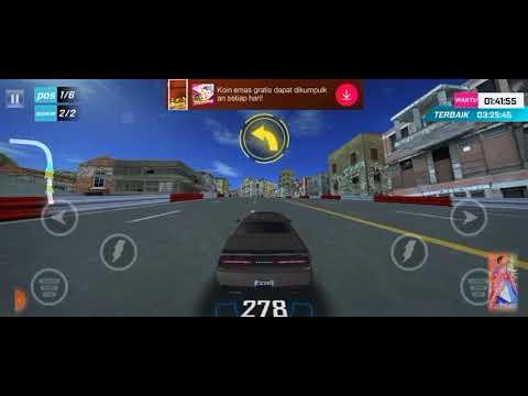 Download Challenger SRT Street Racing 3D Game Mobile II Racing With Challenger SRT Speed 3D