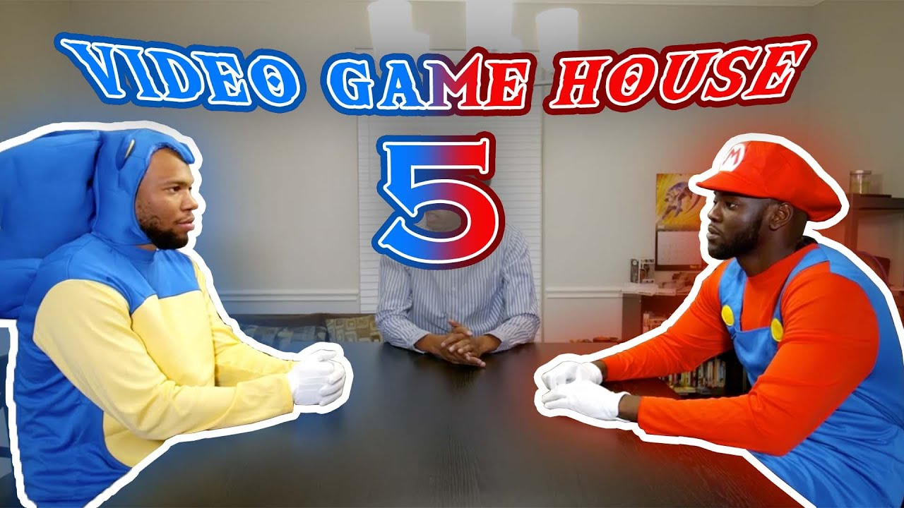 Download VIDEO GAME HOUSE 5