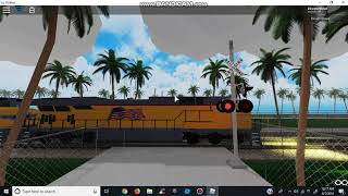 Railroad Street Pedestrain Crossing, Fullerton, CA (Roblox Subdivision)