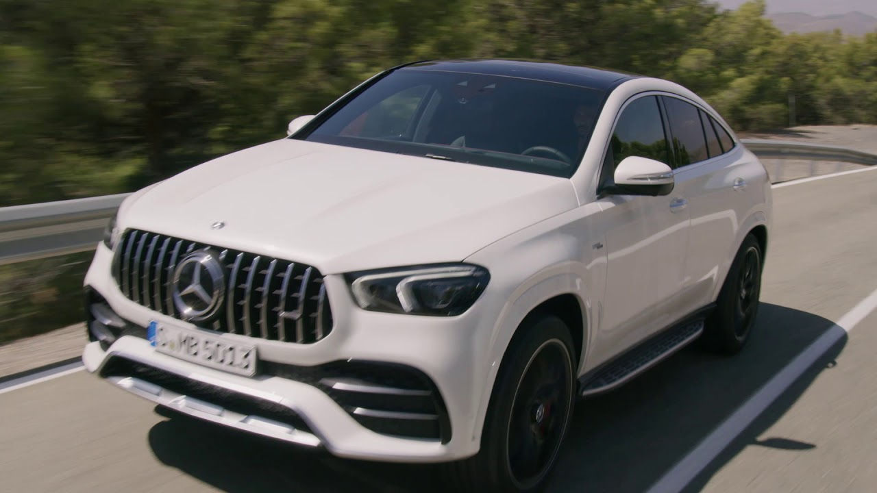 2020 Mercedes Amg Gle 53 Coupe Video Debut Youtube