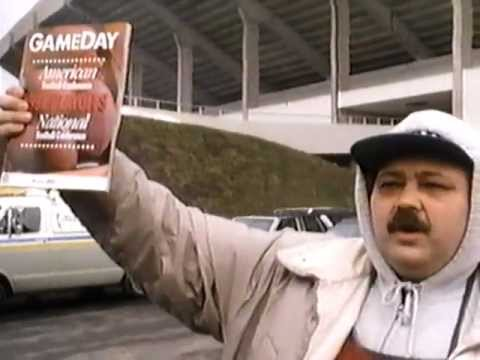 AFC Champions - Buffalo Bills 1991 Video Yearbook