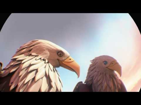 Eagle Flight VR: Learning to Fly