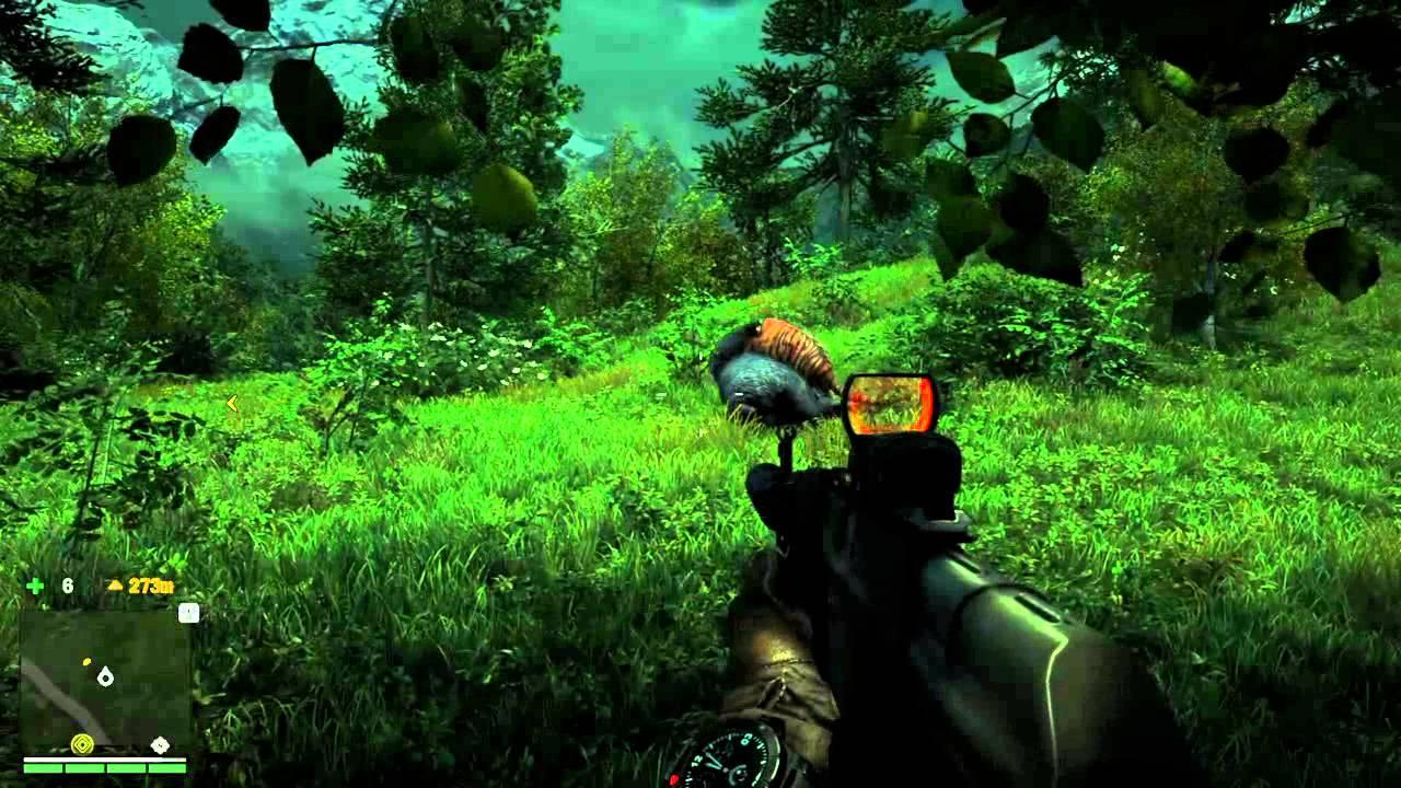 Far Cry® 4 Animal Fight