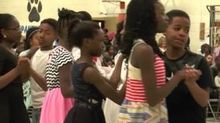 Park Lane Elementary Ballroom Dancing