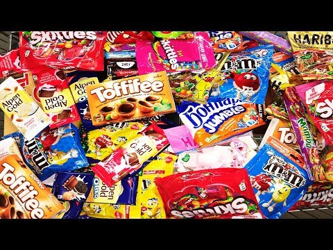 A Lot Of Candy 2018 NEW 0+