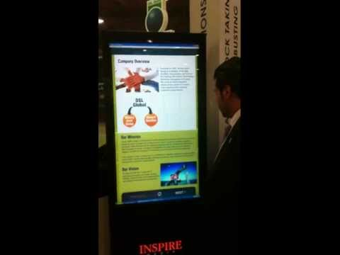 Touch screen interactive presentation inspire advertising-kuwait.MOV