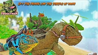 WORLD TURTLE &THE PRINCE : ARK :(NEW EPIC ADVENTURE ) EP 4 ARK MODDED