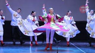 Конкурс танцев \Звездный Олимп\ прошел в Уссурийске