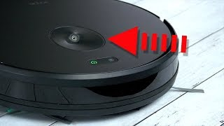 Robot Vacuum with a Security Camera? | Trifo Ironpie M6