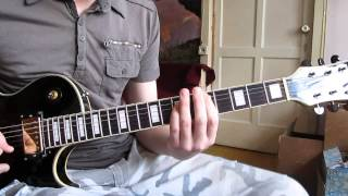 Andrew W. K. - She Is Beautiful (Guitar Cover)