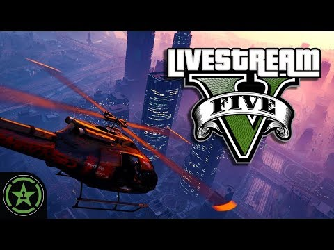 Let's Play: GTA V Jackbag: AH Live Stream