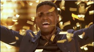 AMAZING Singer Earns His Golden Buzzer | Judge Cut 4 | America