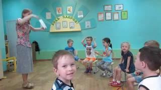 открытый урок английский младшая группа май 2016