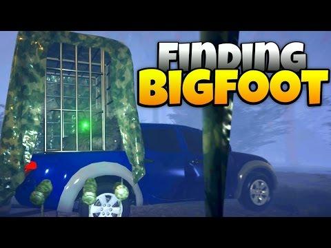 Finding Bigfoot - Hunters Capture Bigfoot! - Let's Play Finding Bigfoot Multiplayer Gameplay