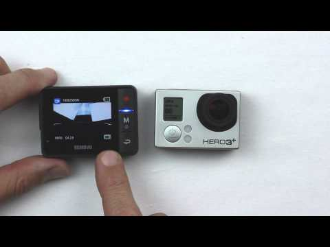 REMOVU R1 - Live View Remote for GoPro HERO3 & HERO3+ Review