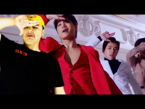 EXO - Love Shot Reaction TRYING TO BE AS SEXY AS KAI