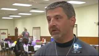 WROC TV Rochester News Coverage Moore Fundraiser in New York