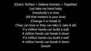 Hands A Song For Orlando