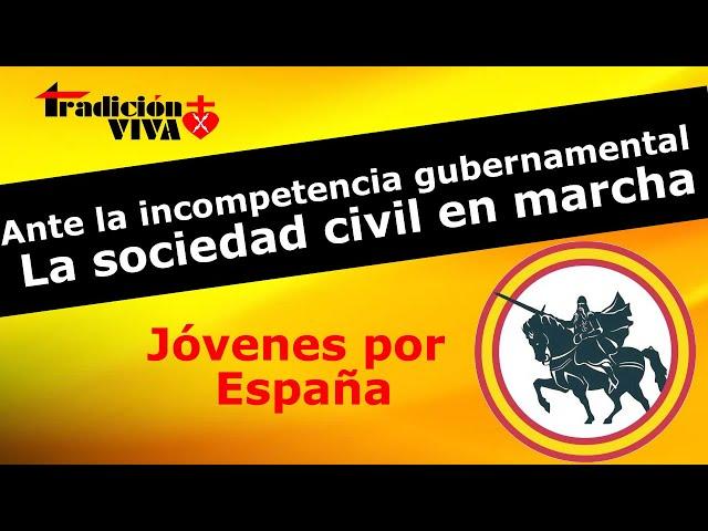 Entrevistamos a #JovenesPorEspaña. Ante el #Covid-19 la sociedad civil responde
