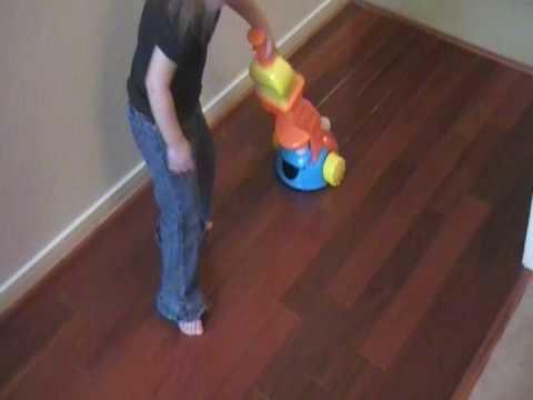 Ella And The Elmo Vacuum