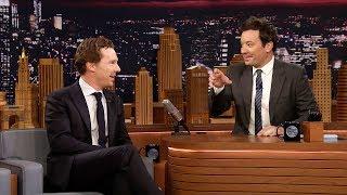 During Commercial Break: Benedict Cumberbatch