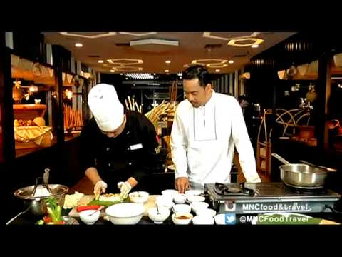 Cooking with MasterChef part 1 - MNC Food & Travel