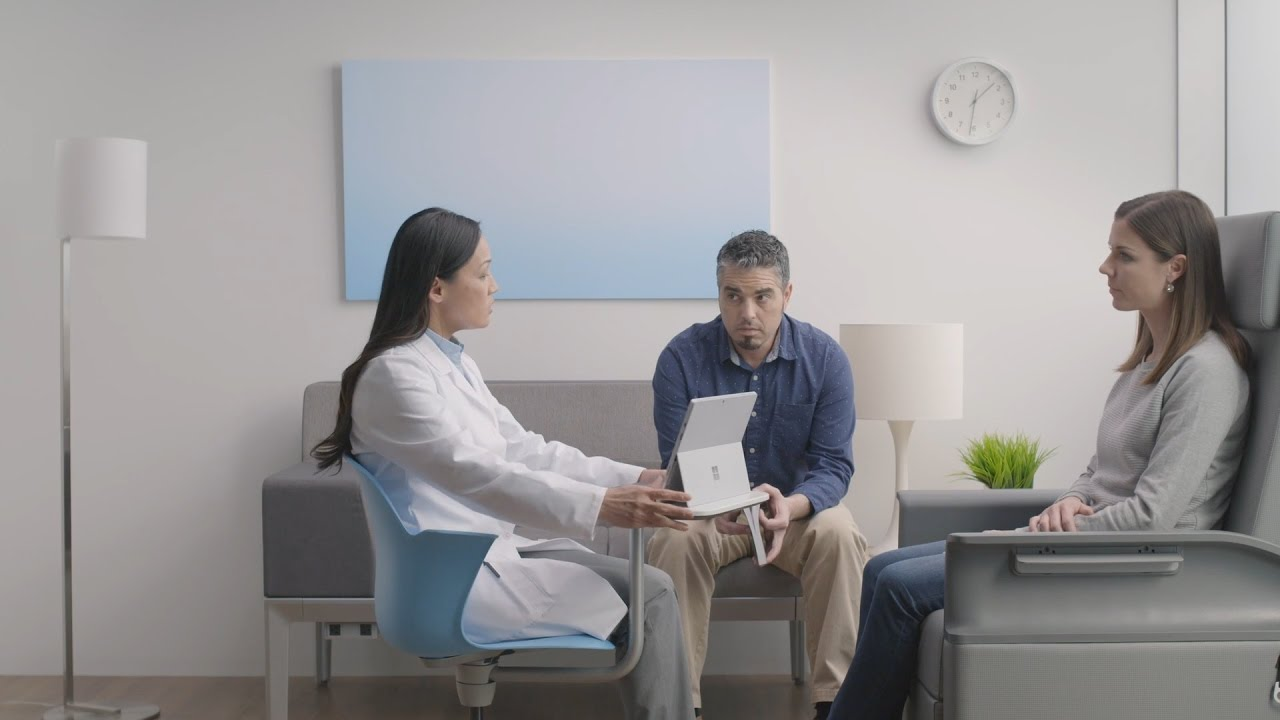 Medical Exam Room Designs Amp Patient Care Research Steelcase