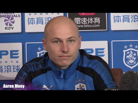From The Cowshed - Aaron Mooy Press Conference (20-10-17 Manchester United)