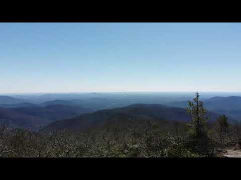 Blood Mountain Drone Flying 03-04-18