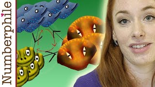 Rock Paper LIZARDS - Numberphile