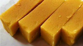 Soft Mysore Pak recipeGhee Mysore PakBesan ki barfiBesan burfiIndian sweet recipes