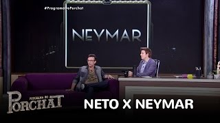 Neto diz que Neymar é um