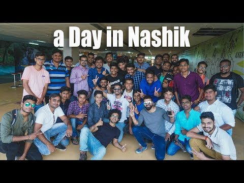 a Day in Nashik | Meetup | Sula Vineyards