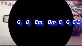 Chord gitar Walag - Maaf