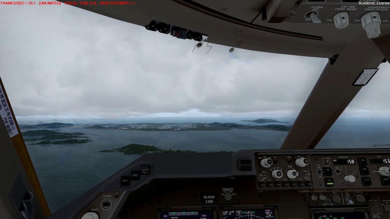PMDG 787-8 RKPC-RKSI (PacSim) - Aviation and Flight Sim