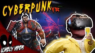 Romantically Pursued by Cyber-Sumo Wrestlers    Sairento VR   FPS Virtual Reality