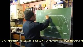 Для Наиль Порошин - рывки провалы переходной системы, карбюратор Солекс  Жигули