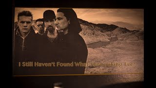 Baixar U2 - I Still Haven't Found What I'm Looking For[1987 Vinyl Record]HD