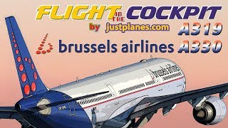 BRUSSELS AIRLINES A319 & A330