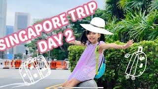 Du lịch Singapore tự túc | Ngày 2 | Universal Studio | Jurassic Park | Madagasca | Water World show