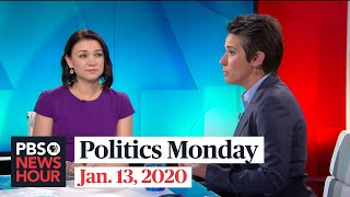 Tamara Keith and Amy Walter on Iowa caucus countdown, Sanders vs. Warren