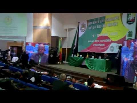 Speech By H.E. Dr. Ahmad Mohamed Ali, President IDBG