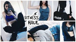 HUGE FITNESS HAUL (Try On) - Adidas, Nike & Lorna Jane thumbnail