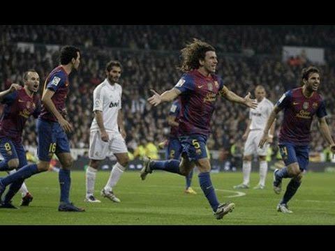 World's Best Soccer Skills 22 2012 El ClasicoCopa Del Rey 1st Leg Music Video HD