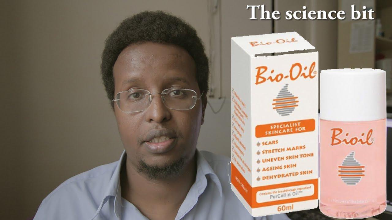 bio oil omdöme