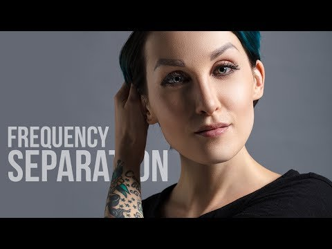 How to Do Frequency Separation with the Mixer Brush in Photoshop