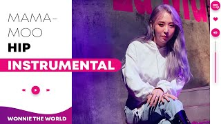 Download MAMAMOO - HIP | Official Instrumental