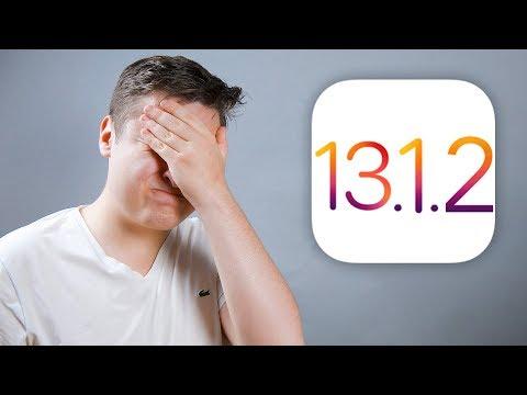 Все обзоры IOS 13.1.2 ТАКИЕ!