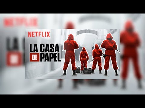 My Life Is Going On - La Casa de Papel (Cecilia Krull)